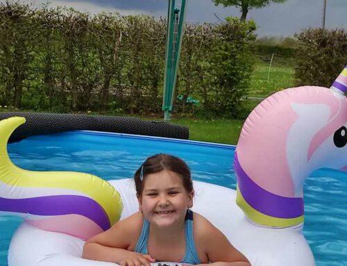 Die Poolsaison ist eröffnet!!!